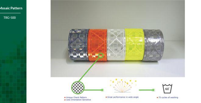 TRG-5001 – Cinta reflectiva Micro Prismática