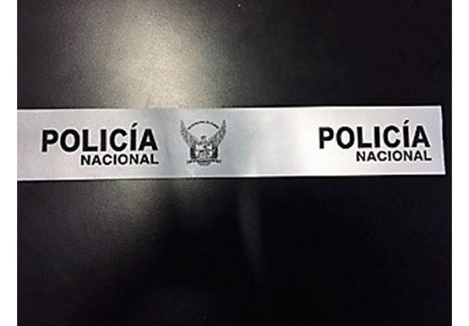 FOTO KR500 POLICIA ECUADOR
